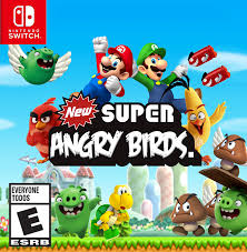 New Super Angry Birds. | Angry Birds Fan World Wiki