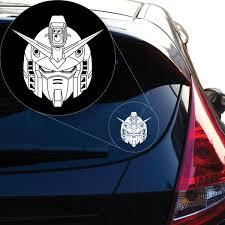 Gundam Wing Zero Anime Vinyl Decal Sticker Car Laptop Wall Decor