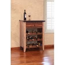 wine not 5 bottle wall mounted