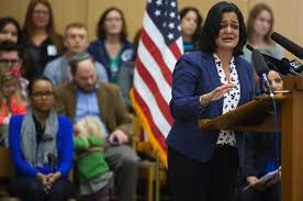 Podcast: Rep. Pramila Jayapal on her first months in Congress, Trump and  impeachment | The Seattle Times