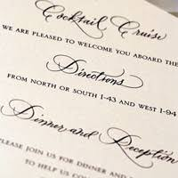 invitation and envelope wording