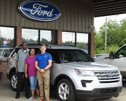ROGEL FORD - What a great SUV for a great couple! Robert...   Facebook