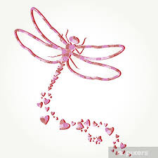 Dragonfly Decal Wall Mural Pixers We Live To Change