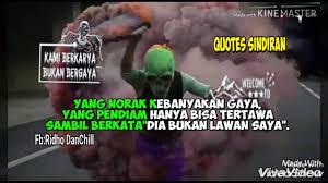 quotes sind berkelas😎