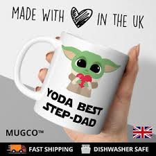 yoda best mug birthday gift 30th 40th