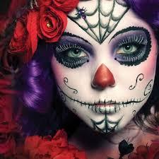 sugar skull makeup kit sparkle