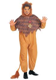cowardly lion oz costume wizard of oz