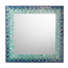 custom mosaic mirrors by opus mosaics
