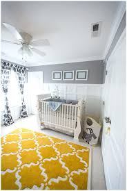 attractive gray nursery rug pink and