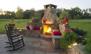 bucks county outdoor fire pit