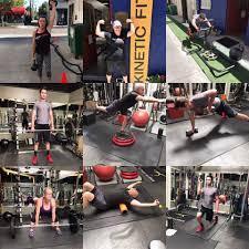kinetic fitness home