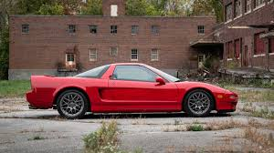 Rare Acura NSX Zanardi Edition With Fixed Roof Shows Up For Sale