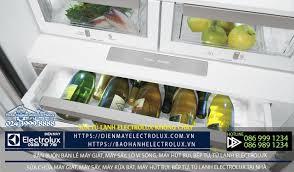 Sửa tình trạng tủ lạnh Electrolux không chạy hiệu quả