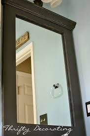 bathroom mirror for 11 using mdf