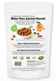 california grown bitter apricot seeds