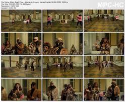 HDTV - Black Eyed Peas - Mamacita (Live ...