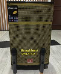 Loa karaoke hát hay giá rẻ, loa karaoke di động giá rẻ, loa hát karaoke gia  đình JBL 1204 loa thùng gỗ bass 3 tấc, kèm 2 micro không dây UHF.bluetooth. karaoke.nghe nhạc.kẹo