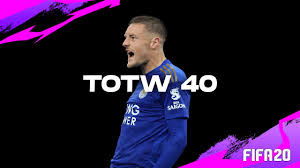 FIFA 20 TOTW 40 All Cards - Aubameyang ...