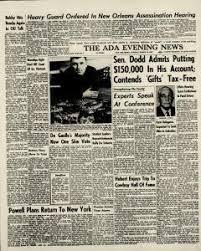 Ada Evening News Newspaper Archives, Mar 14, 1967, p. 1