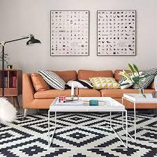 nordic minimalist black and white