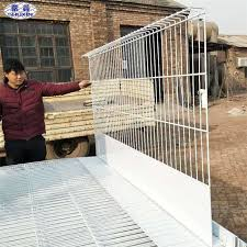 Anping Shuxin Factory Construction Site Edge Barrier Protection Safety Fence With White Color Buy Edge Barrier Protection Safety Fence Portable Safety Fence Construction Site Temporary Fencing Product On Alibaba Com