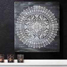 Amazon Com Abundance Mandala Stencil For Walls Wall Stencil Mandala Reusable Stencil Better Than Mandala Decal Laser Cut Mandala Template For Painting Mandala Painting Stencil For Easy Decor 44