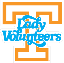 Tennessee Lady Volunteers Decal And Magnet Car Decal Car Magnet