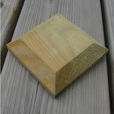 Fence Post Cap Ex 4 Inch 100mm X 100mm At Wooden Supplies Uk Wooden Supplies