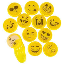 Emoji Noise Putty Toys For Kids Pack Of 24 Emoticon Farting Slimes Ideal For Sensory And
