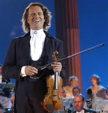 Andre Rieu 'And The Waltz Goes On' Australian Tour - Andre Rieu at ...