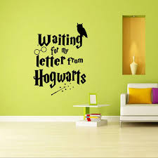 Details About Custom Vinyl Car Decal Wizard In Training Sticker Harry Potter Wand Hogwarts Mural Diy Nursery Room Wall Decals Nursery Stickers From Langru1002 9 75 Dhgate Com