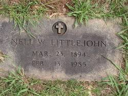 Nell West Littlejohn (1894-1985) - Find A Grave Memorial