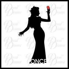 Evil Queen Regina S Apple Small Vinyl Decal Once Upon A Time Ouat Snow White Storybrooke Emma Swan Evil Queen Womens Active Wear Outfits Active Wear For Women