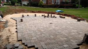 average cost to install pavers