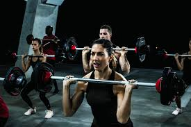 expect in les mills bodypump