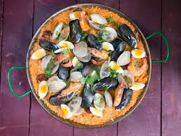 Philippine Paella Recipe