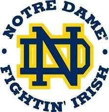 Image result for universoty of notre dame clip art