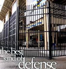 Security Fence Great Fence
