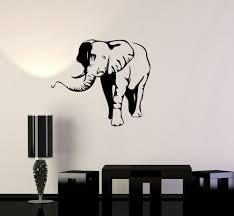 Vinyl Decal Elephant African Animal Children S Room Wall Stickers 092ig Ebay Vinyl Decals Wall Stickers Childrens Stickers