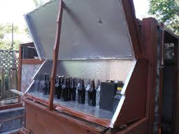 building a solar en coop heater