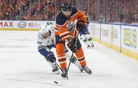 Oilers defenceman Adam Larsson out for 6-8 weeks due to broken ...