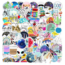 100 Pcs Skateboard Stickers Vinyl Decal Sticker Wholesale Lot Us Seller Sporting Goods Skateboarding Longboarding Stickers Decals Romeinformation It