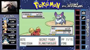 Pokemon Light Platinum: The LP LP! - The PokéCommunity Forums