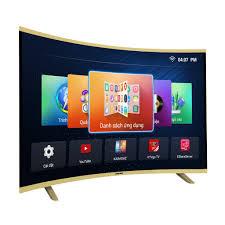 Smart Tivi Màn hình cong Asanzo 50 Inch AS50CS6000 - Phân Phối ...