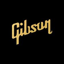 Gibson Logo Standard Self Adhesive Decal Guitar Headstock Logo Decals
