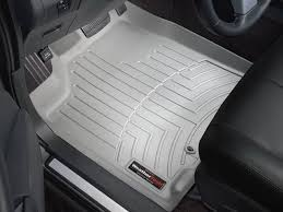 toyota tundra front floor liners 2007