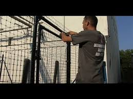 Deerbusters Com Deer Fence Installation Video Youtube