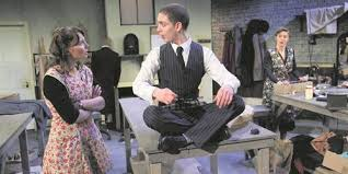 Review: The Cutting Cloth - The Jewish Chronicle