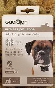 Bodi S Bargains On Twitter 250 Brand New Guardian By Petsafe Wireless Fence Gif00 15172 With Extra Collar