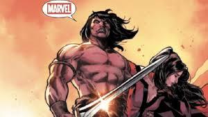 Conan the Barbarian Makes His Marvel Universe Debut